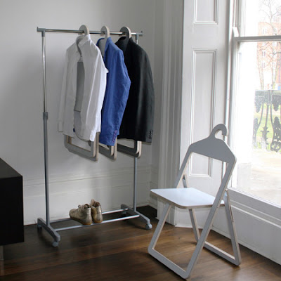 Hanger Chair by Philippe Malouin