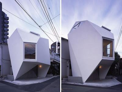 Modern Japanese Urban Architecture