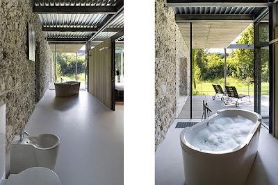 Modern Glass Home in Krakow