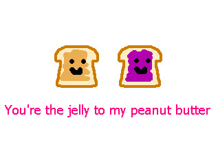 things that go together like peanut butter and jelly