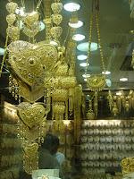 Dubai marché de l'or