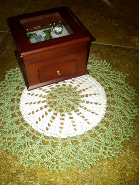 The gift doily