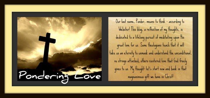 Pondering Love