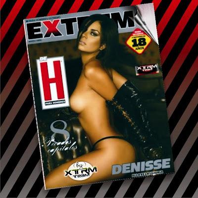 "Denisse ""La Mapacha"" en H Extremo 2008"