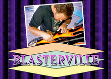 BLASTERVILLE