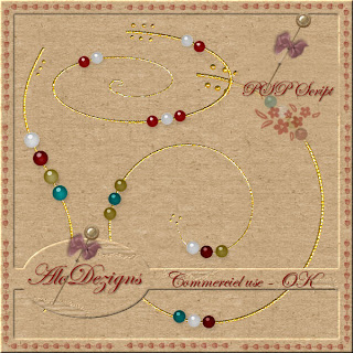Gold Doodle - CU PSP SCRIPT (AloDezigns) AloDezigns+Doodle+with+Pearls+Preview