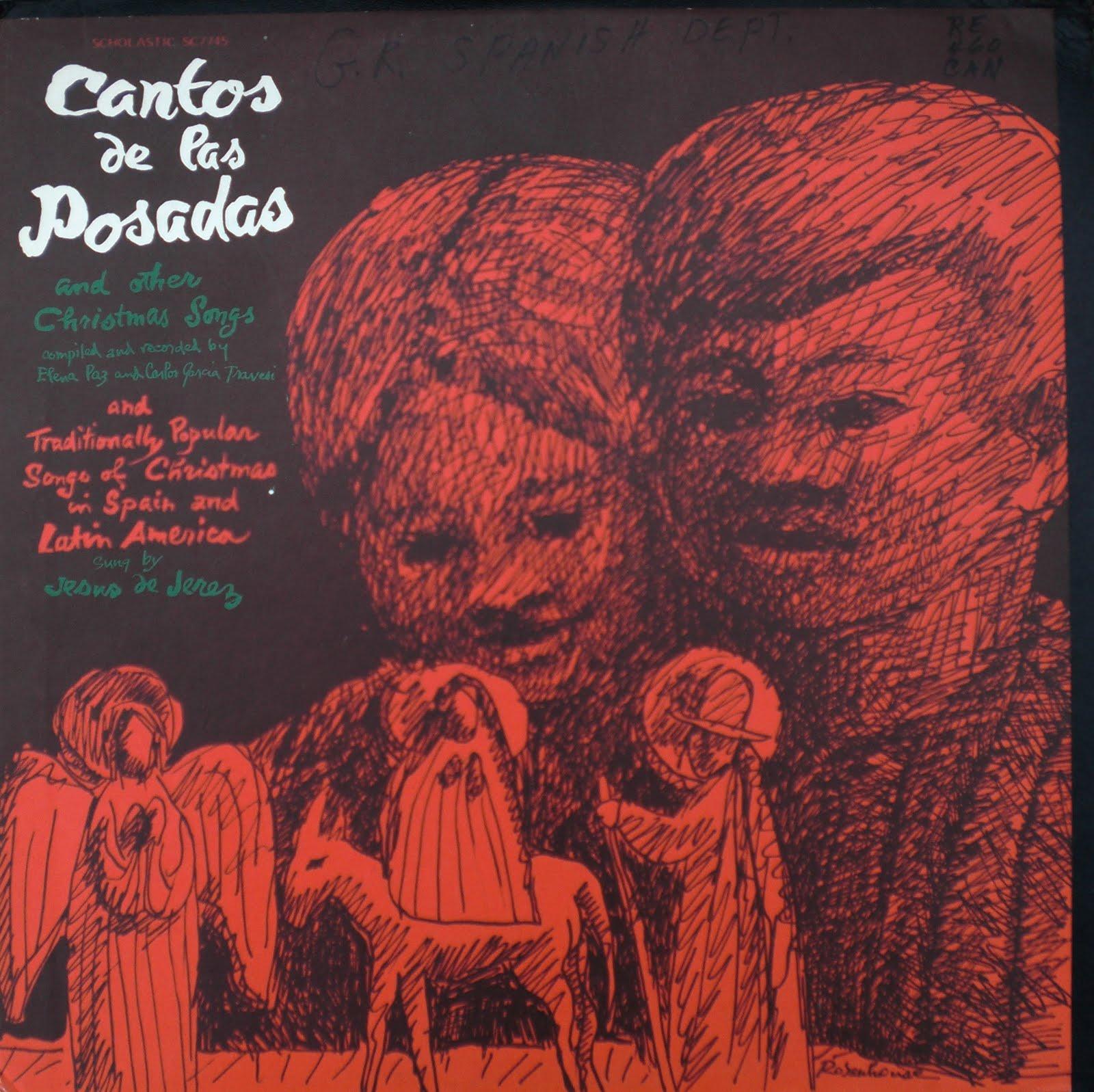 recordo obscura: the soundtrack of nobody\'s life: CANTOS DE LAS ...