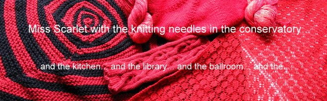 Miss Scarlet Knits