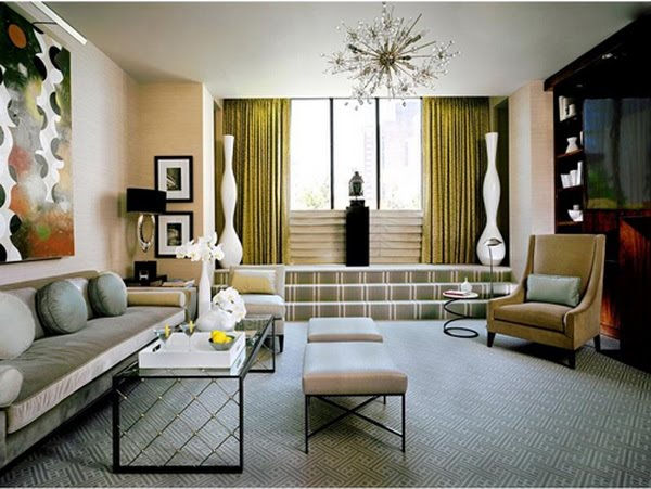 Creative living room perspective interior design ideas by - Interior decorating living rooms ...