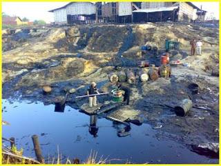 Masalah Pencemaran Air Tugasan Geografi PT3 2014