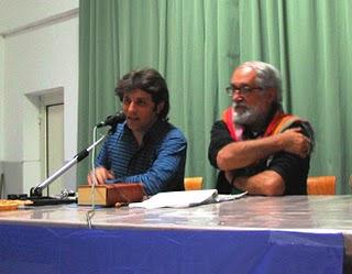 Gianluca Ferrara, Alex Zanotelli