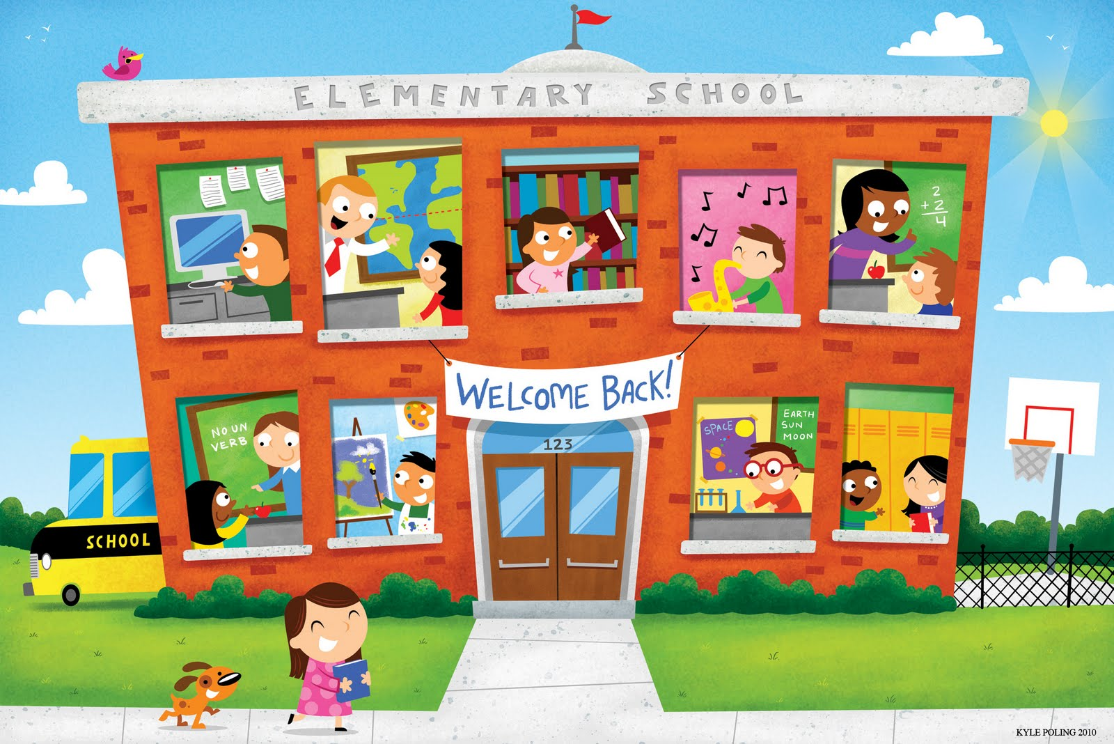 Image result for welcome back to school elementary
