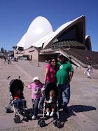 La llegada a Australia: 10 de Noviembre de 2009
