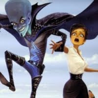 Megamind Animated Movie