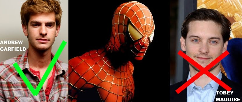 Andrew Garfield Spiderman : Teaser Trailer Tobey Maguire Movies 2017