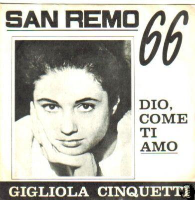 GIGLIOLA CINQUETTI - simple - 1969