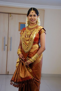 South Indian Bridal Sarees Traditional