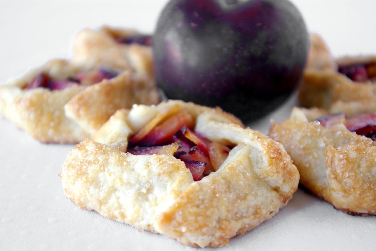 Stone Fruit Galette Recipe — Dishmaps