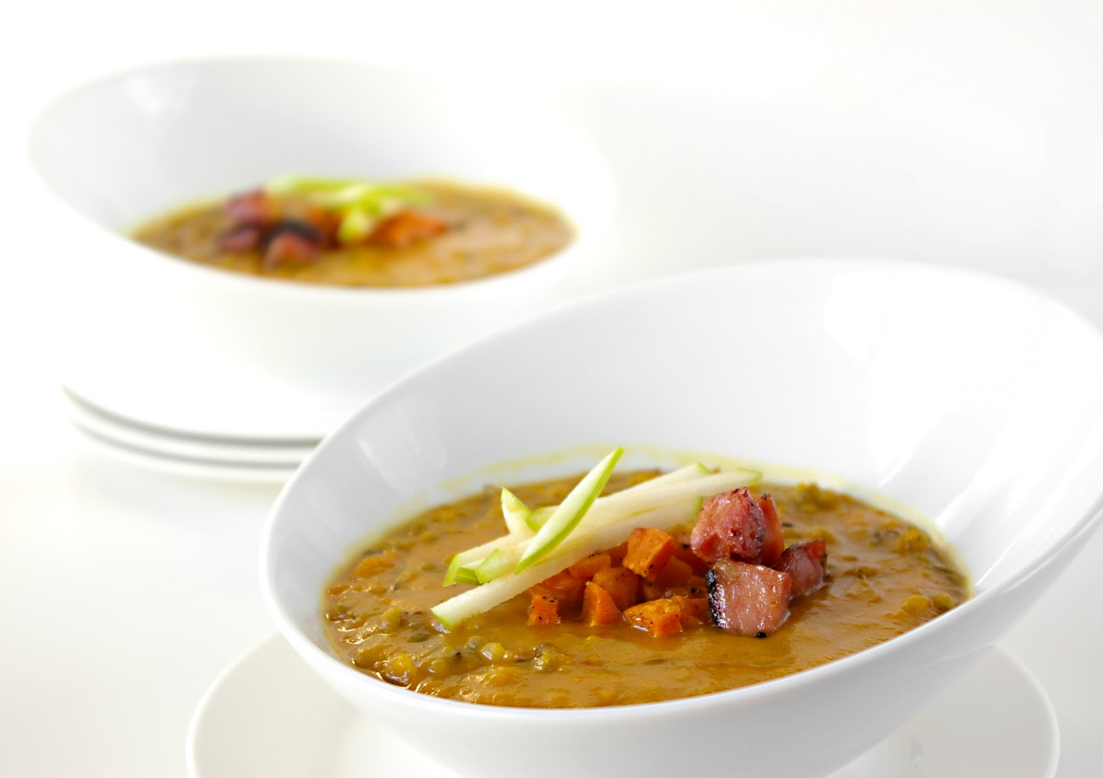 These Peas are HollowCurried Squash  Wild Rice Soup