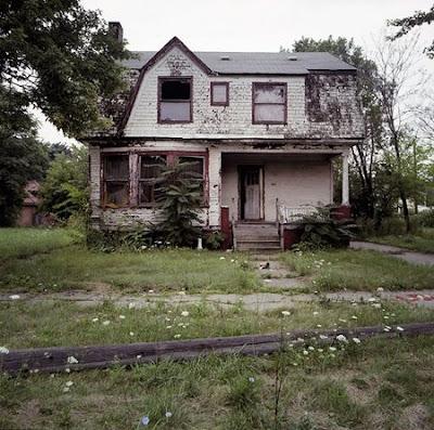Abandoned MI Home