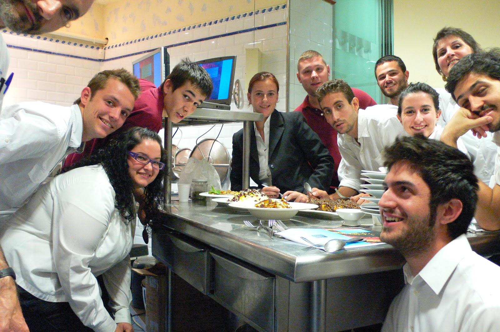Pasi n viajera de ana m briongos costumbres gastron micas - Escuela cocina barcelona ...