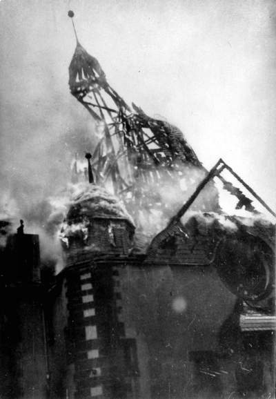 frumlife: 72 Years Since the Kristallnacht Pogrom
