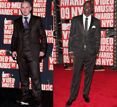 Pitbull Akon