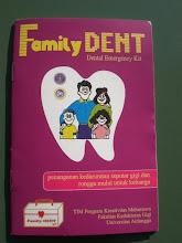 Buku Saku Family DENT