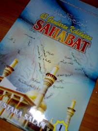 65 Gambaran Kisah Kehidupan Sahabat - Dr Abd Rahman Ra'fat