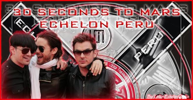 ₪ ø lll •o. 30 Seconds To Mars Army Peru ₪ ø lll •o.