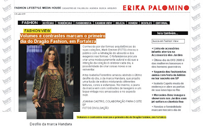 Sandro Fashion Website on Http Erikapalomino Ig Com Br Erika2006 Fashion Php M 8540 Titulo