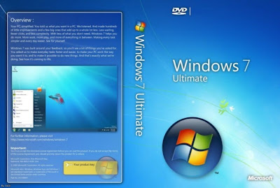 Windows 7 Ultimate Original MSDN [Español] [UL-RG-LB]
