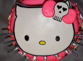 It's Nummy Num: Hello Kitty Cake
