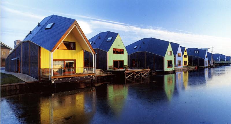 Urbanismo Y Arquitectura Residencial En Holanda Garc A