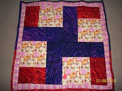 My Journey Through Life: Swastika Baby Quilt : swastika quilt - Adamdwight.com