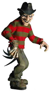 freddy krueger stylised figure