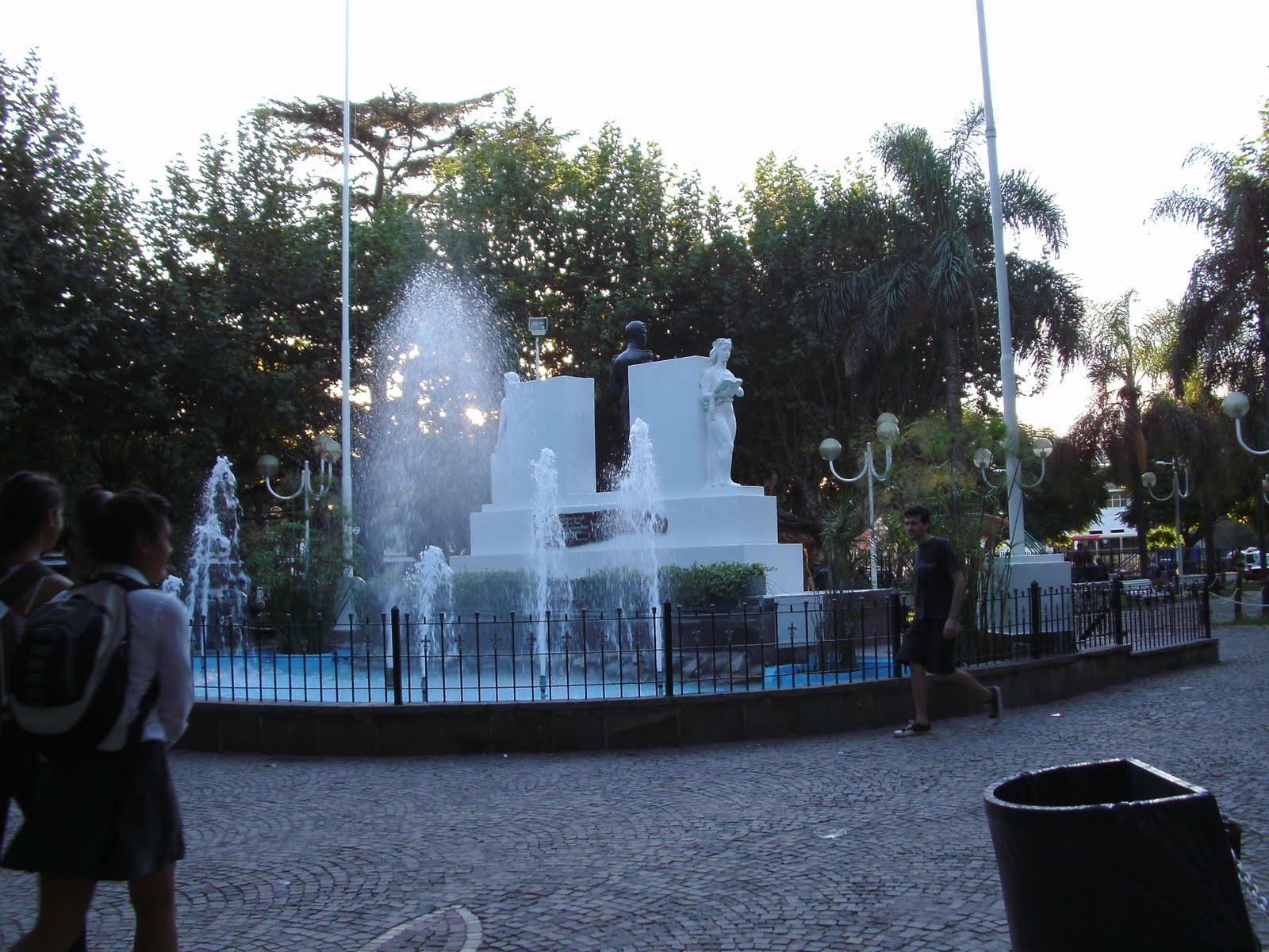 Elpueblodejosecpaz Plaza Manuel Belgrano Jose C Paz