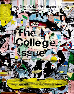 What are the effects of magazines to the students?