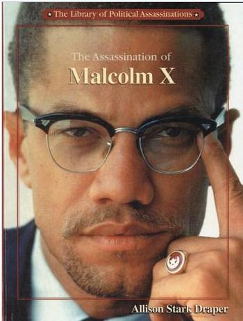 leader Malcolm X (El-Hajj