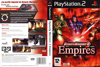 Download - Dynasty Warriors 4: Empires | PS2