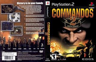 Download - Commandos 2: Men of Courage | PS2