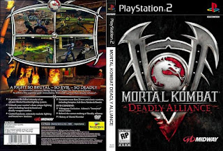 Mortal Kombat: Deadly Alliance | PS2