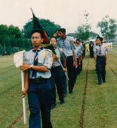 Once A Scout,Always A Scout