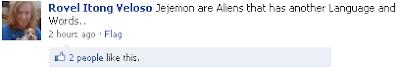 jejemon group