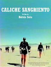 REESTRENO DE CALICHE SANGRIENTO