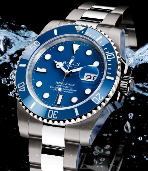 Cheap Replica Watches: Spotting A Fake Rolex Submariner Date