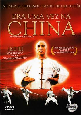 Era Uma Vez na China (Dual Audio)