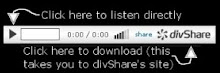 listening and downloading information