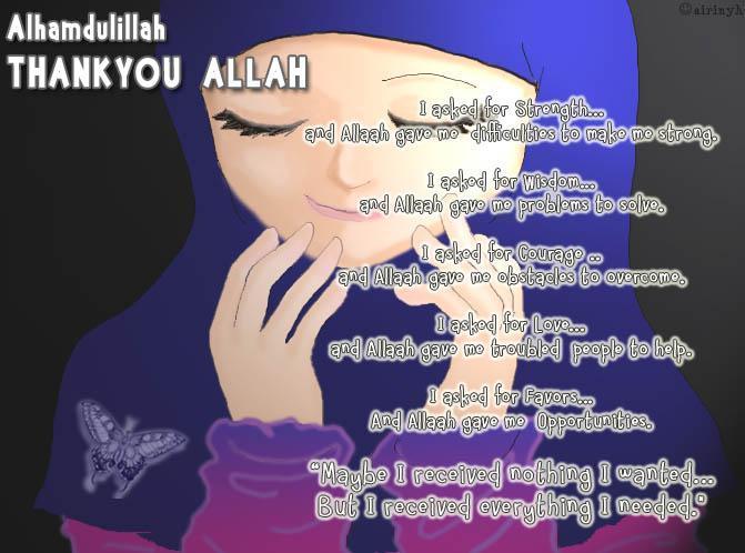 Gambar + Untaian kata Mutiara untuk wanita/Muslimah Sholehah ...