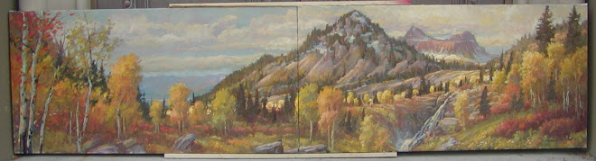 MOUNTAIN VISTA MURAL SKETCH